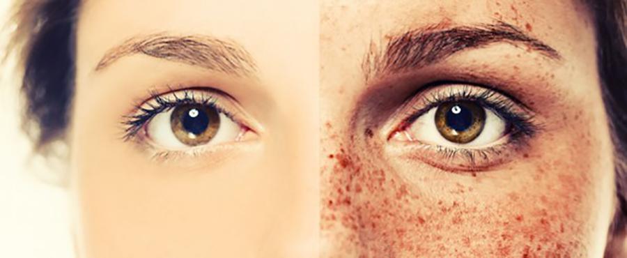 透き通る美肌の秘訣